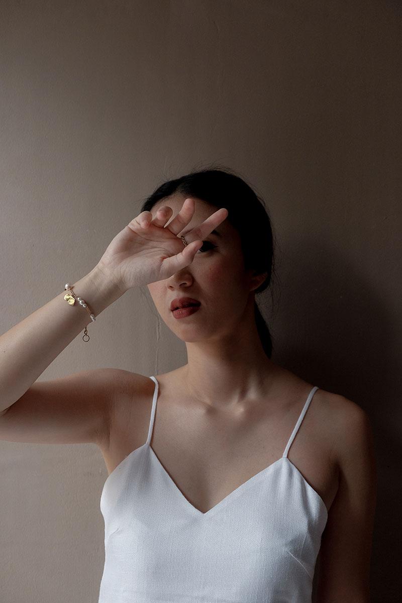 Danica - Hand Bracelet